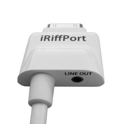 iRiffPort LINE OUT